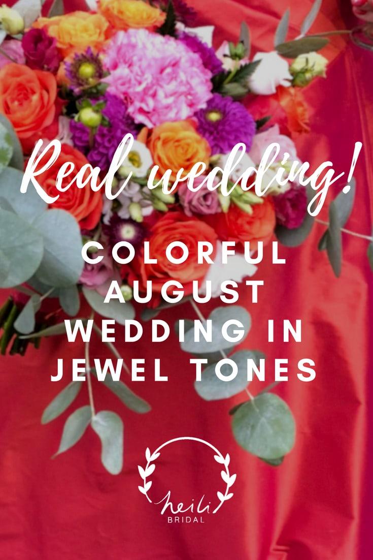autumn wedding Archives – Heili Bridal